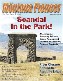 Scandal in Yellowstone