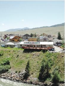 Living in Gardiner, Montana