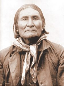 Geronimo Surrenders