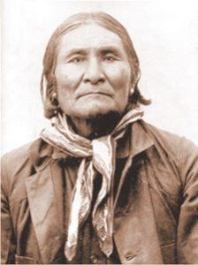 Geronimo Surrenders