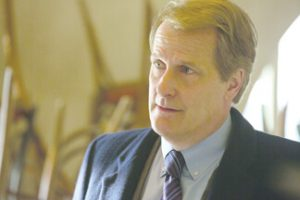 Jeff Daniels as Apple's John Sculley in Steve Jobs.