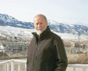 Jim Halfpenny, tracker, scientist, Gardiner, Mont.