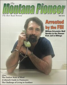 FBI Arrests Montana Dissident
