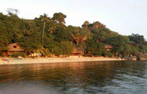 Tambobo Bay, southern Negros.